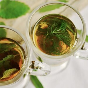 Green & White Tea